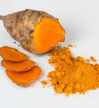 Remedios naturales con curcuma