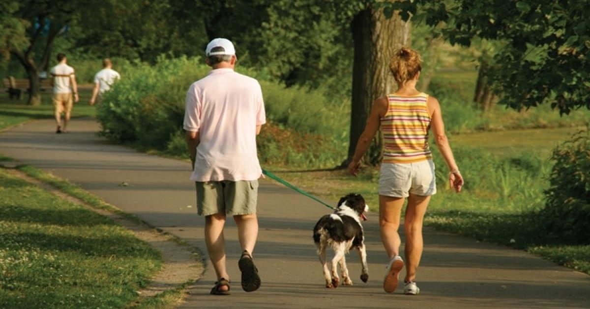 Caminar-beneficia